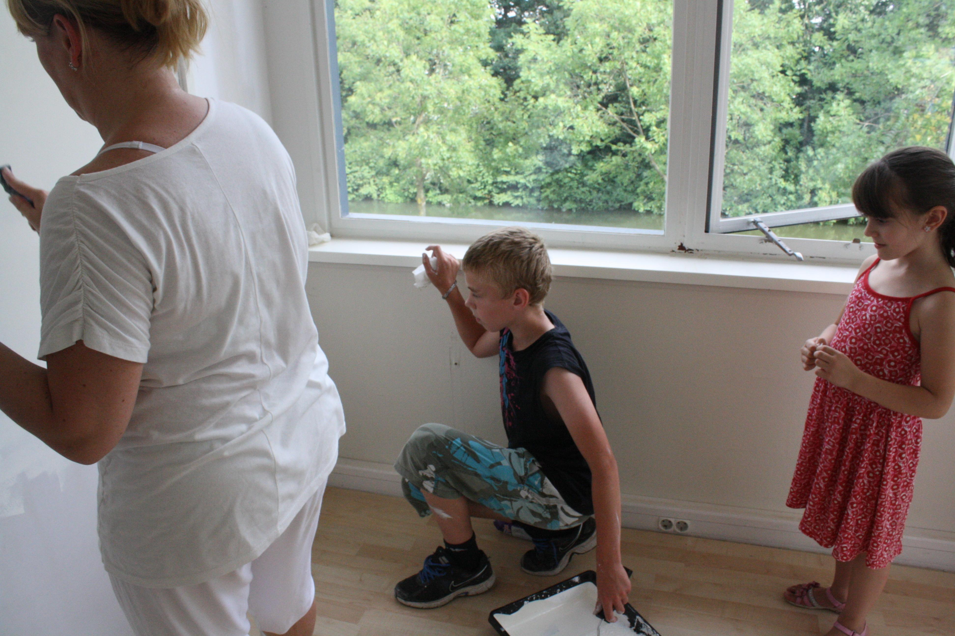 Deuren en kozijnen schilderen